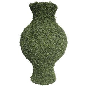 Green Bottle Artificial Topiary Plants